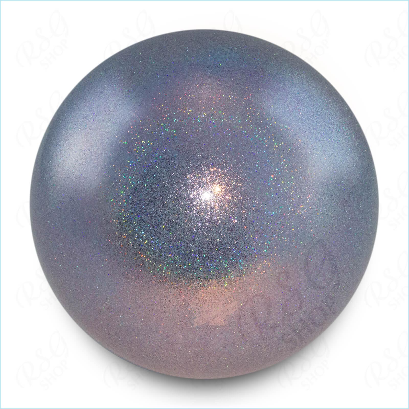 RSG Ball Pastorelli Wettkampfball 18cm FIG Gymnastikball Glitter HV ... d692542470d9