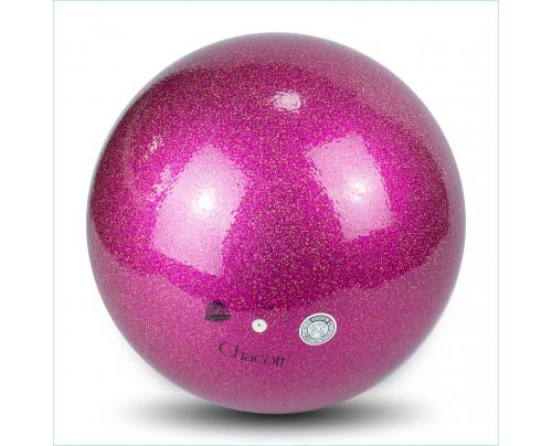 Ball Chacott Prism RSG Wettkampfball 18,5cm FIG 014-98644 Azalea Glitter