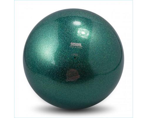 Ball Sasaki M-207BRM DAG DarkGreen RSG Wettkampfball 18.5cm FIG Gymnastikball