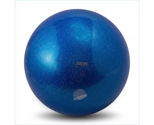 Ball Sasaki M-207BRM MABU Marine Blue RSG Wettkampfball 18.5cm FIG Gymnastikball