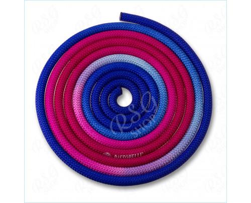 Wettkampfseil Pastorelli New Orleans 04258 Multicolor Blue-Fuchsia-Pink FIG