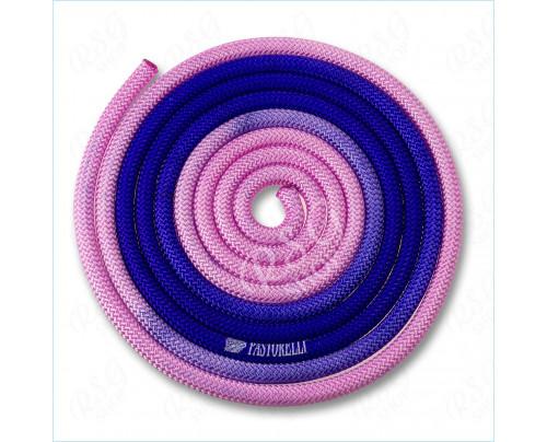 Wettkampfseil Pastorelli New Orleans 04260 Multicolor Rosa-Lilla-Blu FIG