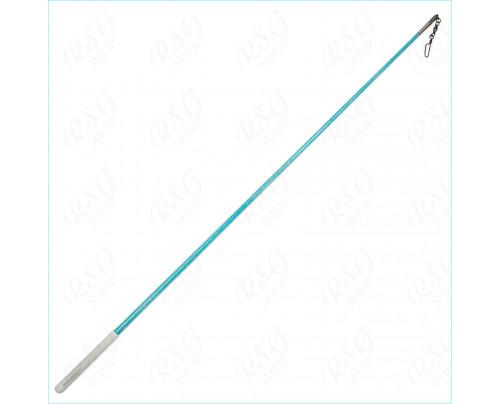 RSG Bandstab Pastorelli 02236 Glitter Smaragd/Weiß FIG zertifiziert 60cm