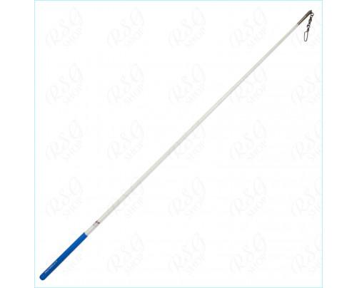 RSG Bandstab Pastorelli 00402 Glitter Weiß/Hellblau FIG zertifiziert 60cm