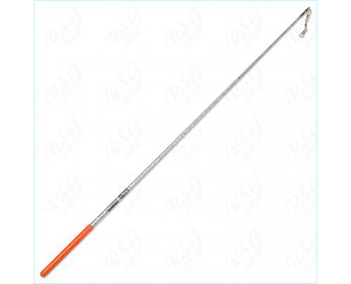 RSG Bandstab Sasaki M-781HJK SIxO Silber Glitter FIG zertifiziert 57cm