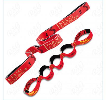 Maxi Elastiband® Sveltus S0114 10kg rot