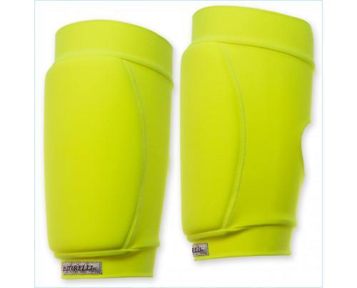 Pastorelli Knieschützer Funny Gelb (Paar) für Rhythmische Sportgymnastik