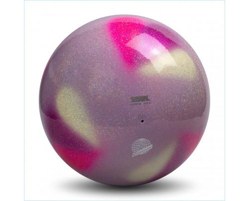 Ball Sasaki M-206 RRK Stardust Tri-color RSG Wettkampfball 18.5cm FIG
