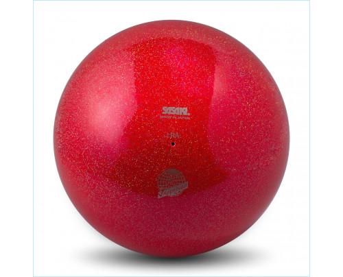 Ball Sasaki M-207BRM FRR FreshRed RSG Wettkampfball 18.5cm FIG Gymnastikball