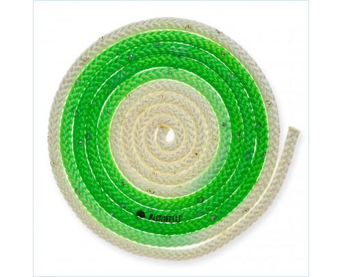 Seil Pastorelli Patrasso 03718 Multicolor (Weiß- Grün) Crystal AB FIG