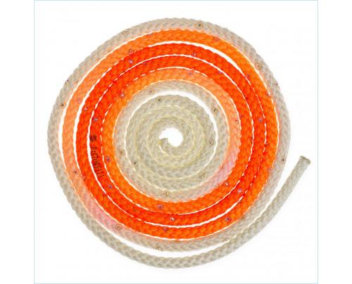 Seil Pastorelli Patrasso 03715 Multicolor (Weiß- Orange) Crystal AB FIG