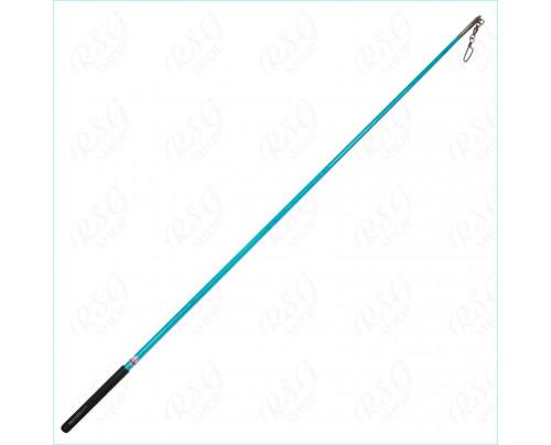 RSG Bandstab Pastorelli 02235 Glitter Smaragd/Schwarz FIG zertifiziert 60cm