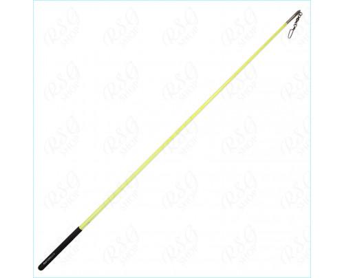 RSG Bandstab Pastorelli 02032 Glitter Gelb/Schwarz FIG zertifiziert 60cm